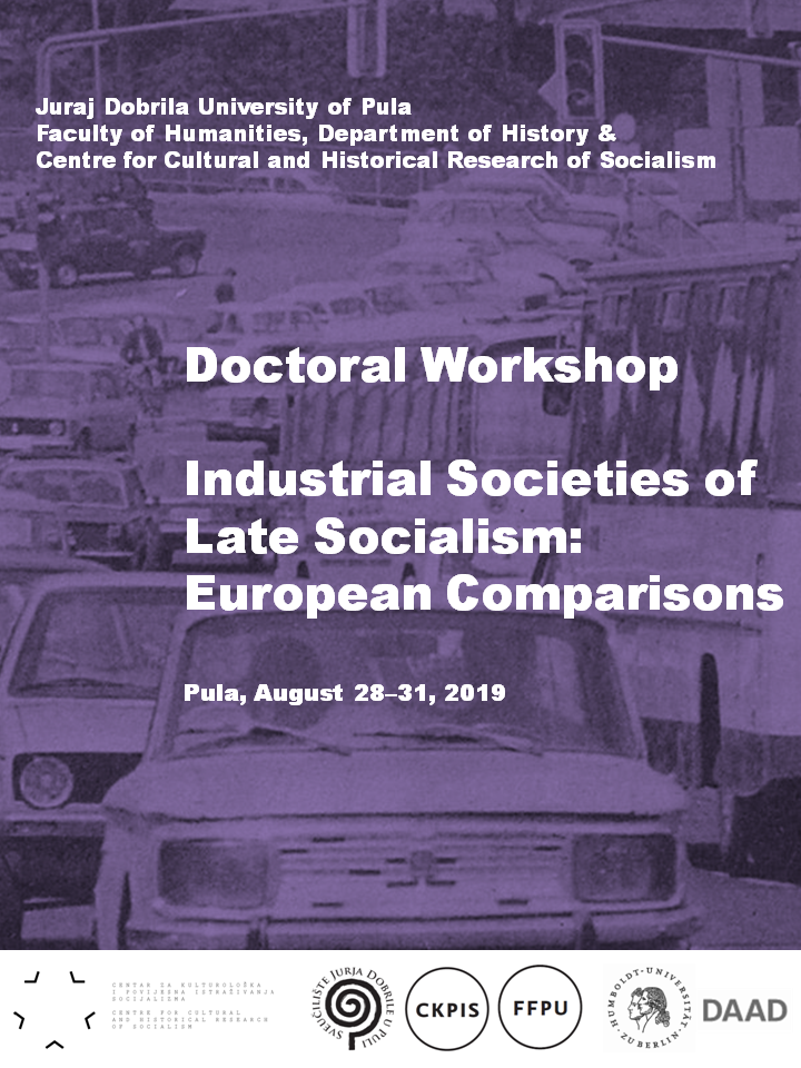 2019 - Centre for Cultural and Historical Research of Socialism
